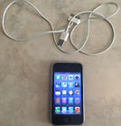 Apple iPhone 3GS - 8GB - Black A1303 *WITH* Charger *NO HOME BUTTON*