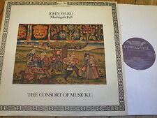 D238D2 Ward Madrigals 1613 / Consort of Musicke 2 LP set