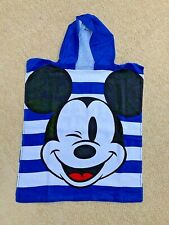 Disney Mickey Mouse Hooded Towel.