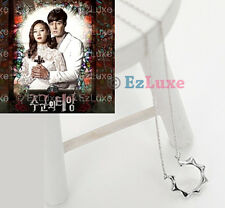 Made in Korea drama THE MASTER'S SUN NECKLACE So Ji-Sub Gong Hyo-Jin couple gift