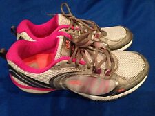 Ryka Flextra Running Synthetic Cross Training Shoe Women 8 M