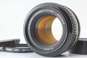 [Near MINT] Nikon Ai Nikkor 50mm f/1.4 MF Lens From JAPAN