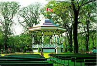 Halifax Nova Scotia Canada Public Gardens Postcard unused 1980s