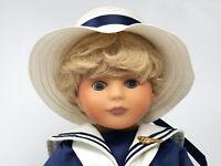 Steiff Puppe BERND ca. 42 cm, Nr. 9210/42, in OVP, mit Zertifikat, unbespielt