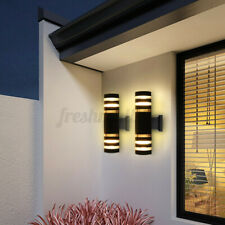 E27 LED IP65 Wall Light Modern Indoor Outdoor Sconce Lamp Fixtures Up Down