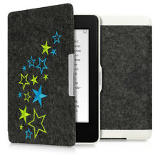 Felt e-Reader Cover for Amazon Kindle Paperwhite with Magnet