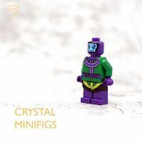 CRYSTAL Minifigis Custom Kang Lego Minifigure