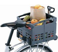 Topeak Trolley Tote Bicycle Basket Bike Cargo