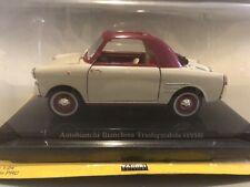 1:24 Autobianchi BIANCHINA TRASFORMABILE 58 Fabbri Quattroruote Collection   2