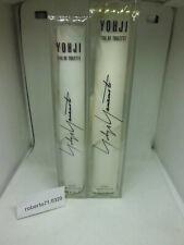 Yohji Yamamoto Woman Eau de Toilette ML 1oz 50 Spray New Rare