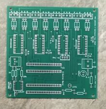 DCC Digital Model rail 8 o/p for points, turnout, accessories, PCB