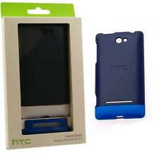Genuine Official HTC Windows Phone 8S Snap on Cover HCC820 Blue BRAND NEW SEALED