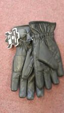 Pioneer Real Leather Gloves Black New Arrival 2018