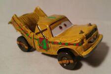Disney Store Pixar Cars 3: TACO  *Demo Derby Racer* (Loose NEW) 1:43 DIE-CAST