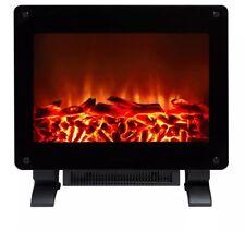 LENOX ELECTRIC LOG FIRE HEATER. NEW.