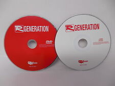 R Generation DVD & CD Sasha Singleton RJ de Vera NO CASE