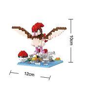 Mini Blocks Set Pokemon Pidgeotto  Go Mini Figure Building Blocks (353Pcs)
