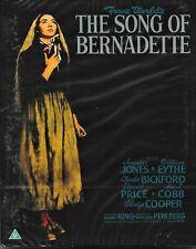 The Song of Bernadette Eureka Classics Blu-ray Edition