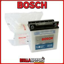 0092M4F250 BATTERIA BOSCH 12V 9AH YB9-B CON ACIDO YB9B MOTO SCOOTER QUAD CROSS