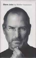 Walter Isaacson STEVE JOBS: THE EXCLUSIVE BIOGRAPHY HC Book