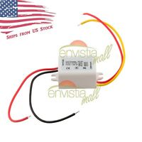 8V-24V To 5V 3A 15W DC-DC Step Down Converter DC Power Supply Module Waterproof
