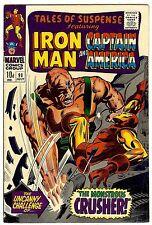 Tales of Suspense #91 (Marvel 1967 vf 8.0) Colan & Kane art. Guide: $46.00 (£30)