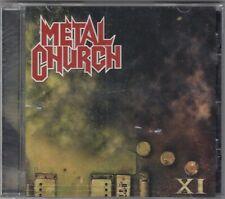 Metal Church - Xi (CD, Mar-2016, Rat Pak Records) Nuovo Sigillato