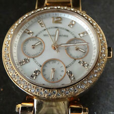 Michael Kors Parker Ladies Gold Tone Stainless Steel Watch MK5616 33 mm Dial