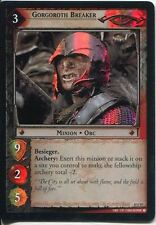 Lord Of The Rings CCG Foil Card SoG 8.U97 Gorgoroth Breaker