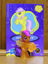 My Little Pony Sunny Rays w/ Card Neon Bright Apple Collection New Blind bag