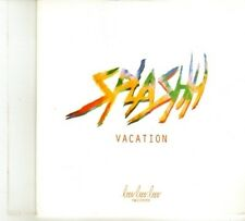 (DP455) Splashh, Vacation - 2012 DJ CD