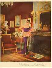 1951 vintage ad for Modess  -071212
