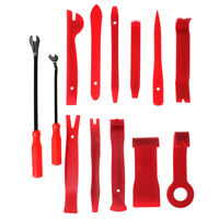 12x/set  Car Trim Removal Tool Pry Plier Door Panel Dash Radio Audio  xj