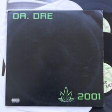 Dr Dre 2002 Aftermath Interscope 069490486-1 Original Hip Hop Vinyl LP