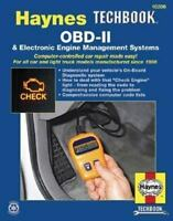 The Haynes OBD-II & Electronic Engine Management Systems Manual by Bob Henderson