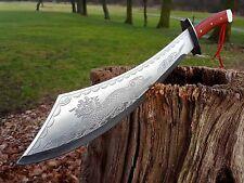 XL machete busch cuchillo Bowie Hunting machette macete coltello cauteau Knife nuevo