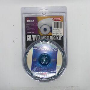 Aidata CD/DVD Labeling Kit Design Your Own CD/DVD New - Still Sealed