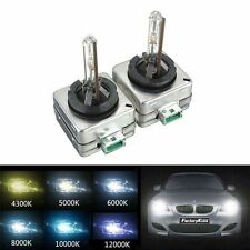 6000K D3S Headlight Light Bulbs Xenon HID AUDI BMW Mercedes Ford VW Land Rover