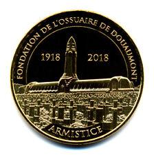 55 DOUAUMONT Ossuaire, 1918-2018, 2018, Monnaie de Paris