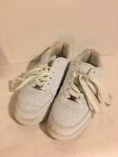 PHAT FARM LEATHER SHOES MENS US 9.5 RARE THROWBACK With Authentic Shoe Charms