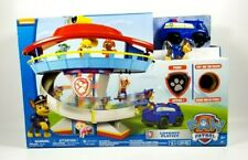 Paw Patrol Look Out Playset Working Periscope Chase Figurine Vehicle New