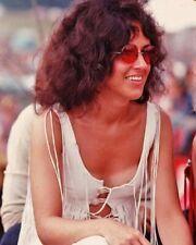 Jefferson Airplane - Grace Slick - Live at Woodstock 1969 #102 Print 5 x 7