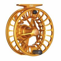 Redington Rise Fly Reels - Size 3/4 - Color Amber - New