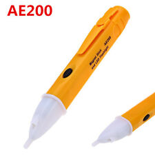 Auto Car Magnet Tester Non-contact Pen Tool LED Flashing Light for Car Repair