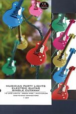 Musician Party Lights Electric Guitar Single-Cutaway Edition New 000196770