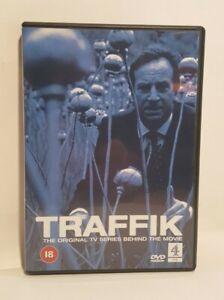 Traffik (1989) DVD Bill Paterson Lindsay Duncan, 2 Disc Miniseries UK R2 DVD SET