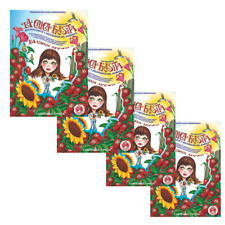 LA CHICA FRESITA Car Air Freshener Deodorant Strawberry Fresa Aromatizante 4pcs
