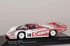 Porsche 956L Lammers/Palmer/Lloyd 1983 24h Le Mans Minichamps 1:43 NEU/OVP
