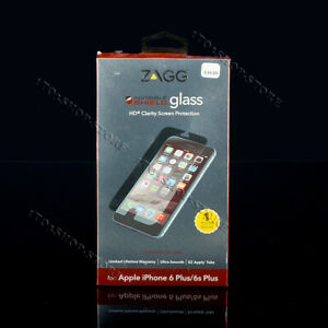 ZAGG InvisibleShield Glass HD Screen Protector For iPhone 6 Plus iPhone 6s Plus