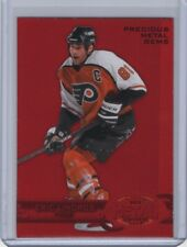 2012-13 Fleer Retro Precious Metal Gems Red PMG #4 Eric Lindros 8/100